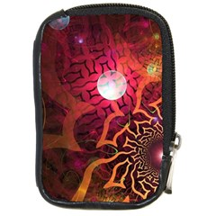 Explosion Background Bright  Compact Camera Cases