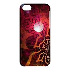 Explosion Background Bright  Apple Iphone 5c Hardshell Case