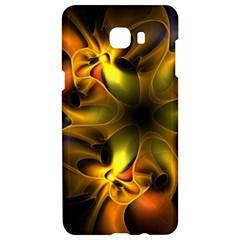 Art Fractal  Samsung C9 Pro Hardshell Case