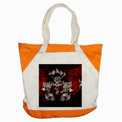 Patterns Bright Background  Accent Tote Bag