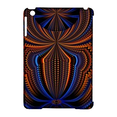Patterns Light Dark Apple Ipad Mini Hardshell Case (compatible With Smart Cover)