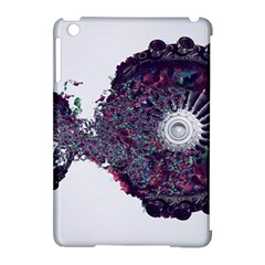 Circles Background Bright  Apple Ipad Mini Hardshell Case (compatible With Smart Cover)