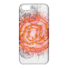 Symbol Fire Flame  Apple Iphone 5c Hardshell Case