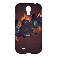 Abstraction Patterns Stripes  Samsung Galaxy S4 I9500/i9505 Hardshell Case