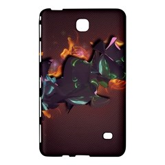 Abstraction Patterns Stripes  Samsung Galaxy Tab 4 (7 ) Hardshell Case