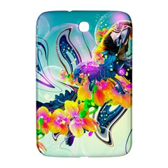 Parrot Abstraction Patterns Samsung Galaxy Note 8 0 N5100 Hardshell Case
