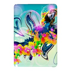 Parrot Abstraction Patterns Samsung Galaxy Tab Pro 10 1 Hardshell Case