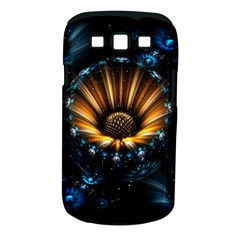 Fractal Flowers Abstract  Samsung Galaxy S Iii Classic Hardshell Case (pc+silicone)