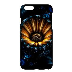 Fractal Flowers Abstract  Apple Iphone 6 Plus/6s Plus Hardshell Case