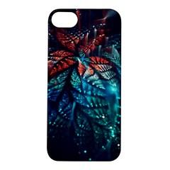 Fractal Flower Shiny  Apple Iphone 5s/ Se Hardshell Case