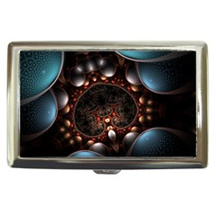 Pattern Fractal Abstract 3840x2400 Cigarette Money Cases