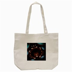 Pattern Fractal Abstract 3840x2400 Tote Bag (cream)