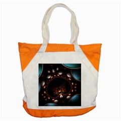Pattern Fractal Abstract 3840x2400 Accent Tote Bag