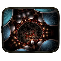 Pattern Fractal Abstract 3840x2400 Netbook Case (large)