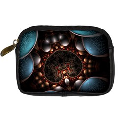 Pattern Fractal Abstract 3840x2400 Digital Camera Cases