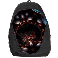 Pattern Fractal Abstract 3840x2400 Backpack Bag