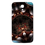 Pattern Fractal Abstract 3840x2400 Samsung Galaxy Mega I9200 Hardshell Back Case Front