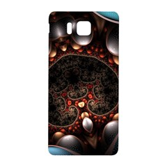 Pattern Fractal Abstract 3840x2400 Samsung Galaxy Alpha Hardshell Back Case