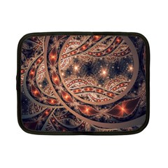 Fractal Patterns Abstract  Netbook Case (small)