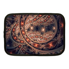 Fractal Patterns Abstract  Netbook Case (medium)