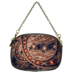 Fractal Patterns Abstract  Chain Purses (two Sides)