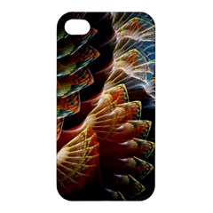 Fractal Patterns Abstract 3840x2400 Apple Iphone 4/4s Hardshell Case