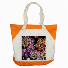 Abstract Patterns Fractal  Accent Tote Bag