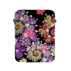 Abstract Patterns Fractal  Apple Ipad 2/3/4 Protective Soft Cases