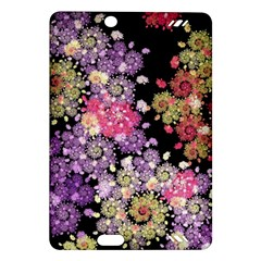 Abstract Patterns Fractal  Amazon Kindle Fire Hd (2013) Hardshell Case