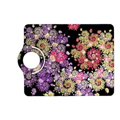 Abstract Patterns Fractal  Kindle Fire Hd (2013) Flip 360 Case
