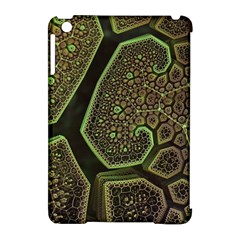 Fractal Weave Shape  Apple Ipad Mini Hardshell Case (compatible With Smart Cover)