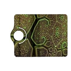 Fractal Weave Shape  Kindle Fire Hd (2013) Flip 360 Case