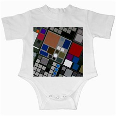 Abstract Composition Infant Creepers