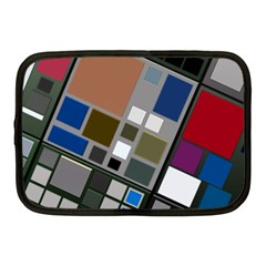 Abstract Composition Netbook Case (medium)