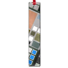 Abstract Composition Large Book Marks