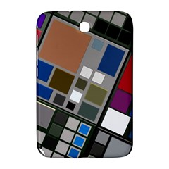Abstract Composition Samsung Galaxy Note 8 0 N5100 Hardshell Case