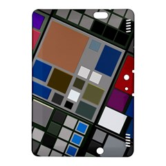 Abstract Composition Kindle Fire Hdx 8 9  Hardshell Case
