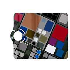 Abstract Composition Kindle Fire Hdx 8 9  Flip 360 Case