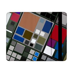 Abstract Composition Samsung Galaxy Tab Pro 8 4  Flip Case