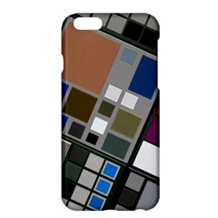 Abstract Composition Apple Iphone 6 Plus/6s Plus Hardshell Case