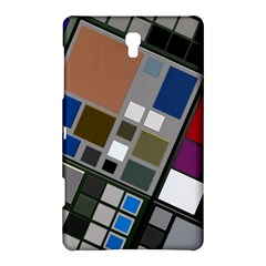 Abstract Composition Samsung Galaxy Tab S (8 4 ) Hardshell Case