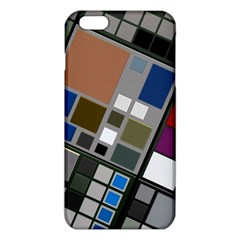 Abstract Composition Iphone 6 Plus/6s Plus Tpu Case