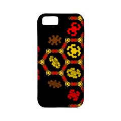 Algorithmic Drawings Apple Iphone 5 Classic Hardshell Case (pc+silicone)