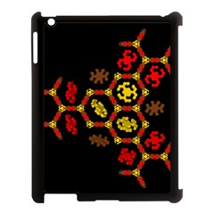 Algorithmic Drawings Apple Ipad 3/4 Case (black)