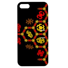 Algorithmic Drawings Apple Iphone 5 Hardshell Case With Stand