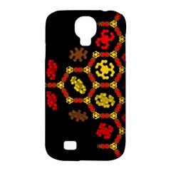 Algorithmic Drawings Samsung Galaxy S4 Classic Hardshell Case (pc+silicone)