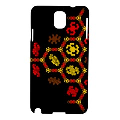 Algorithmic Drawings Samsung Galaxy Note 3 N9005 Hardshell Case