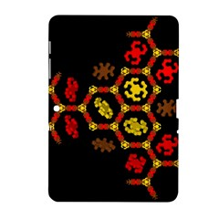 Algorithmic Drawings Samsung Galaxy Tab 2 (10 1 ) P5100 Hardshell Case