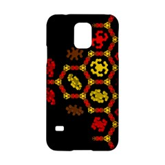 Algorithmic Drawings Samsung Galaxy S5 Hardshell Case