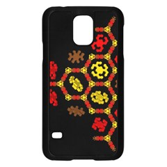 Algorithmic Drawings Samsung Galaxy S5 Case (black)